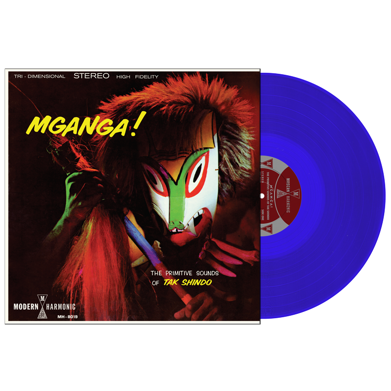 Shindo, Tak - MGANGA! - LP