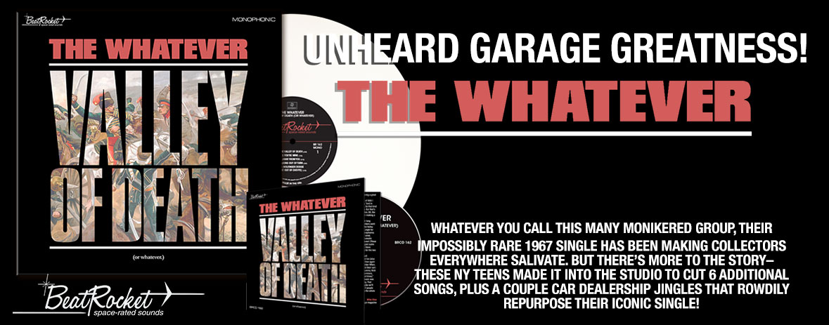 The Whatever - The Valley Of Death