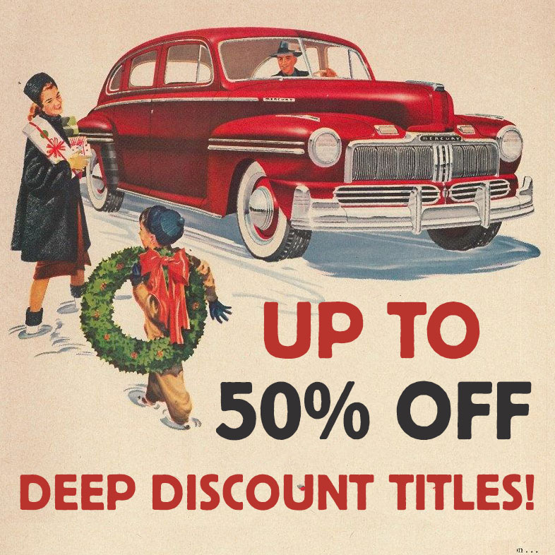 Deep Discount Titles!