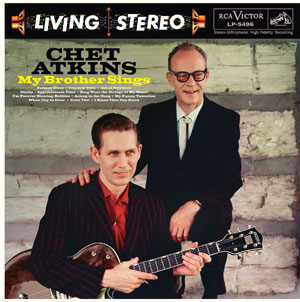 Atkins, Chet - My Brother Sings - LP