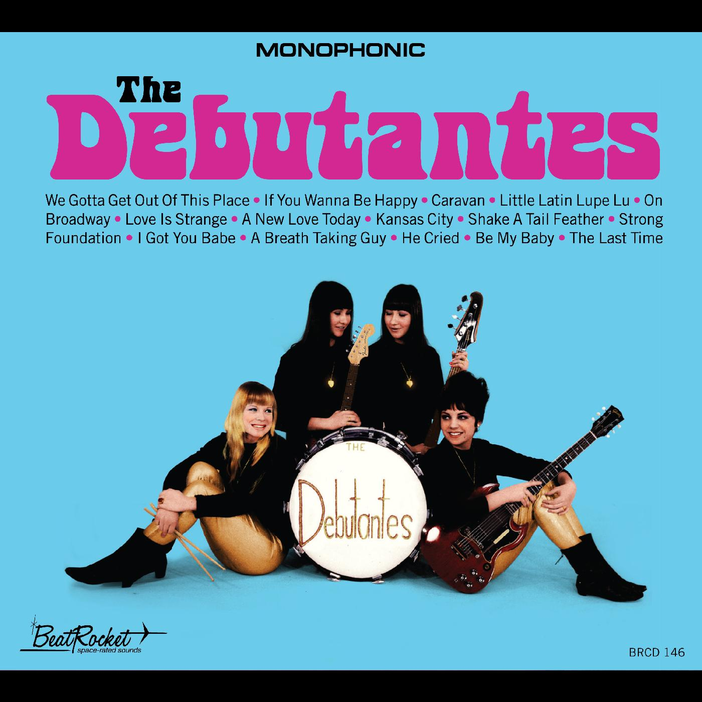 Debutantes, The - The Debutantes CD