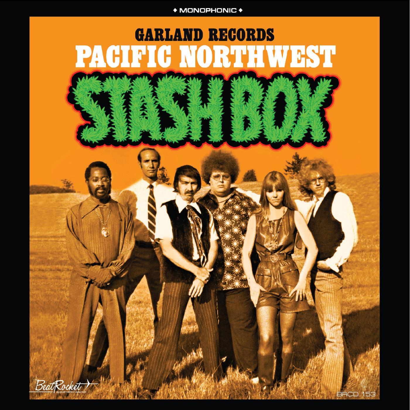 Garland Records - Pacific Northwest Stash Box - CD