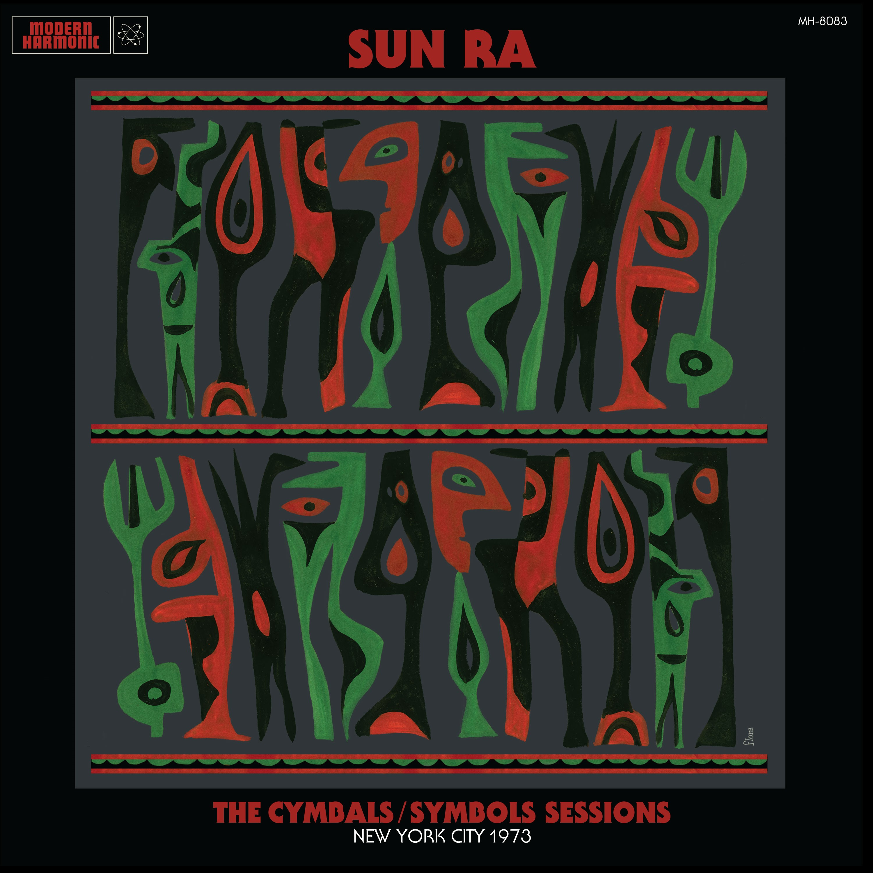 Sun Ra - The Cymbals/Symbols Sessions: New York City 1973 - 2-CD
