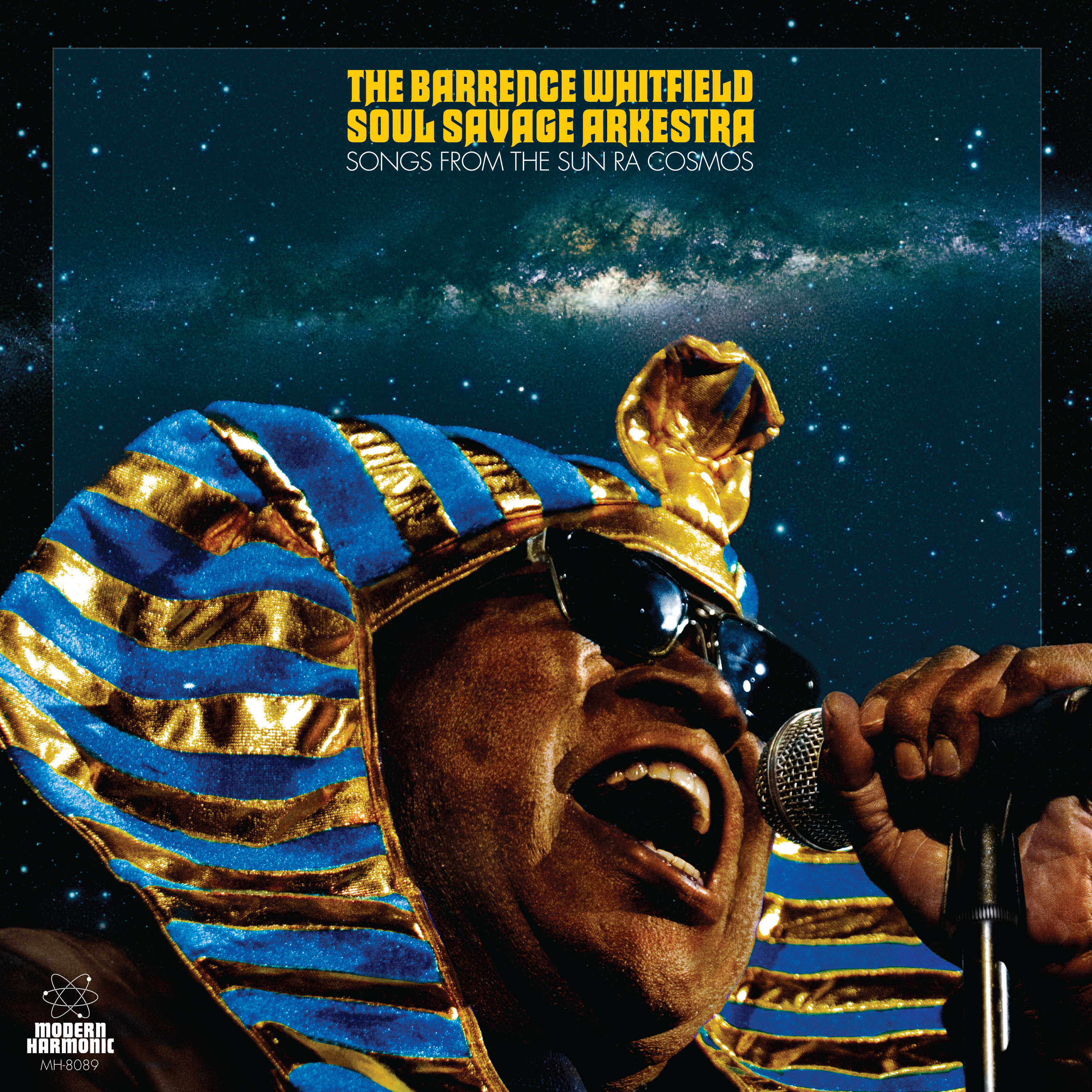 Barrence Whitfield Soul Savage Arkestra, The - Songs From The Sun Ra Cosmos - CD