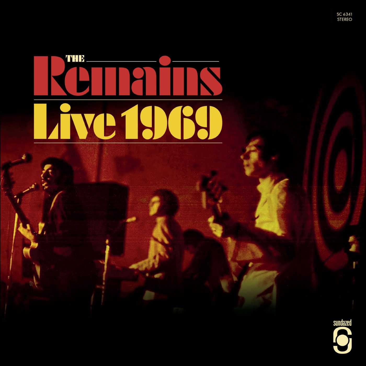 Remains, The - Live 1969 - CD