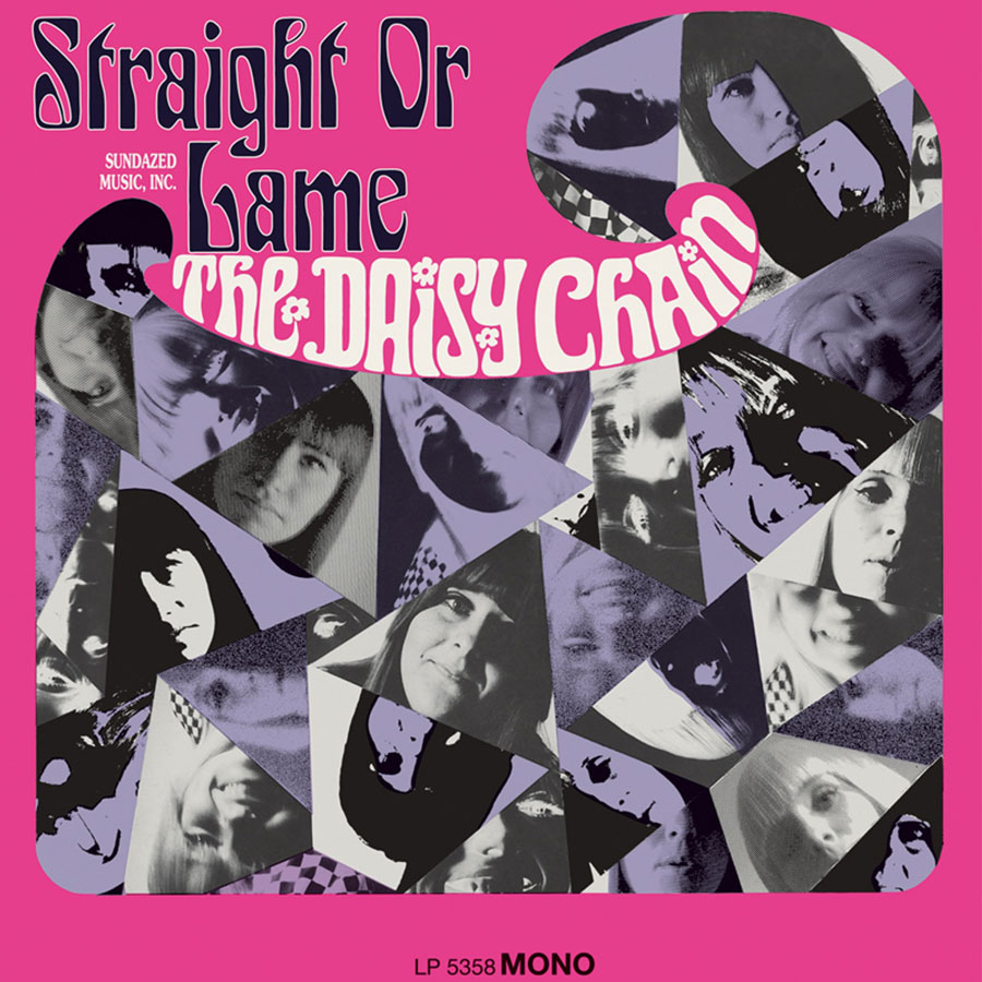 Daisy Chain, The - Straight Or Lame - CD