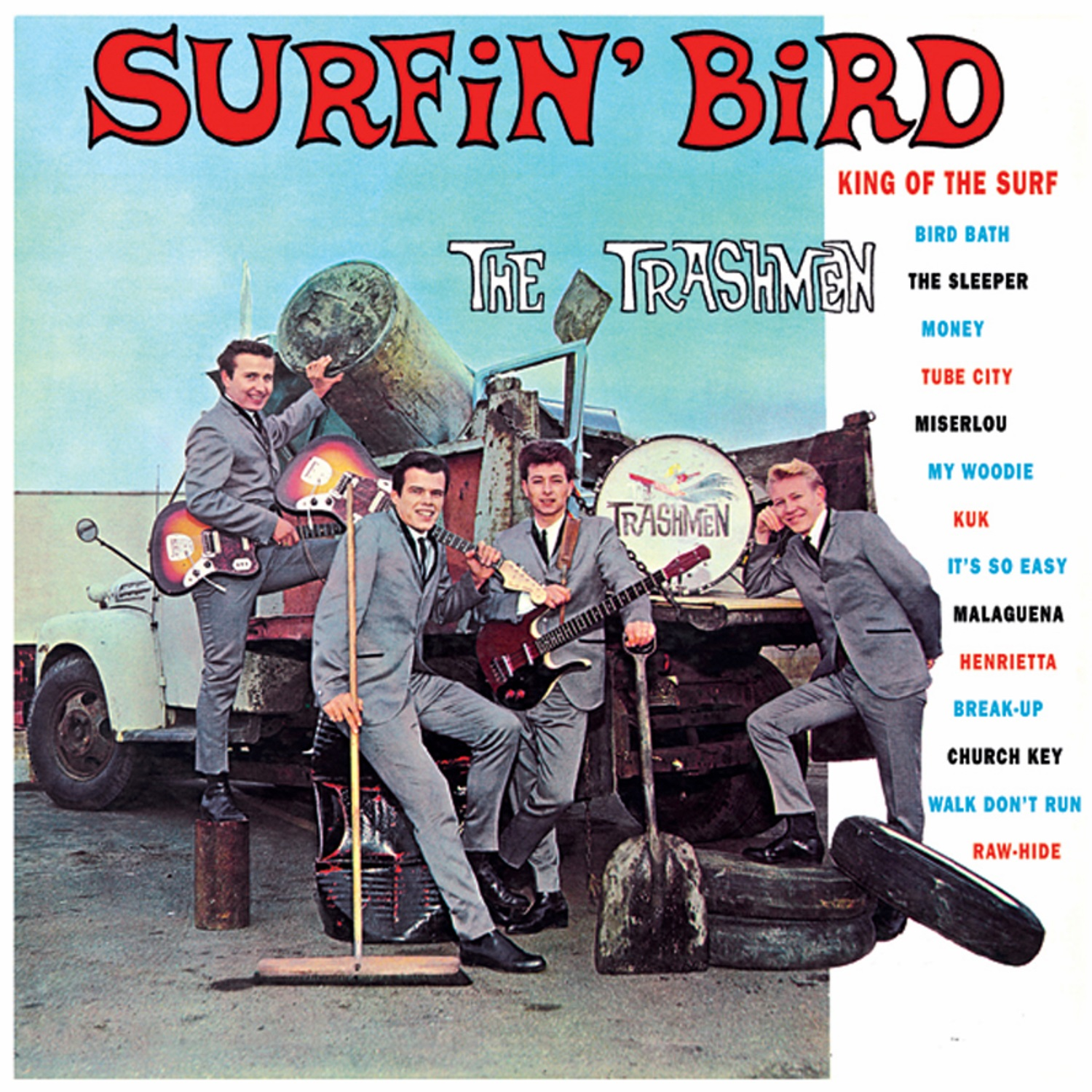 Trashmen, The - Surfin' Bird LP