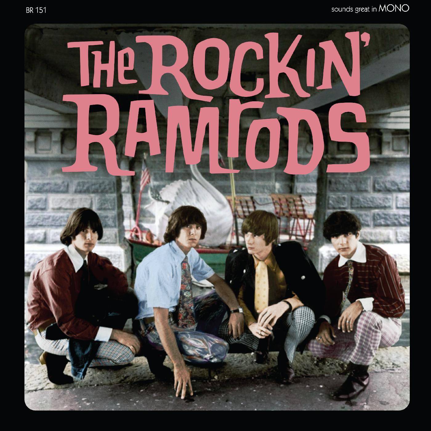 Rockin Ramrods, The - The Rockin Ramrods - LP