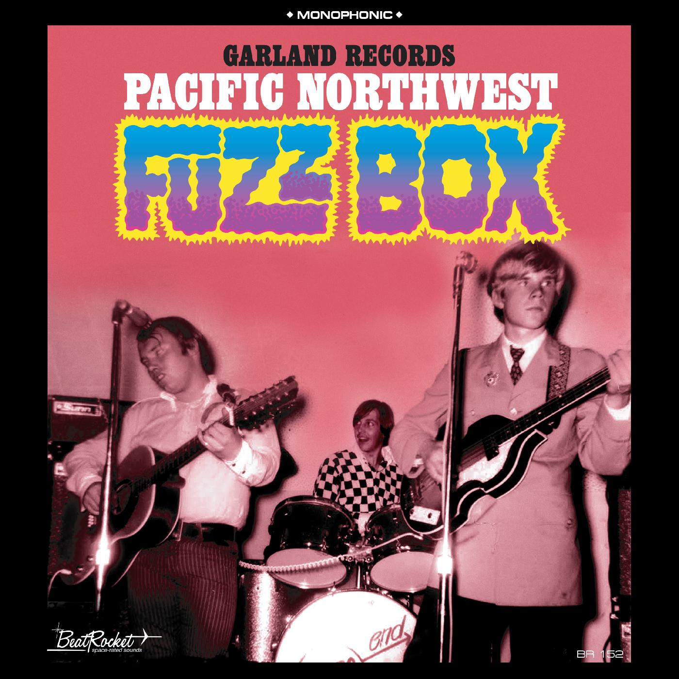 Garland Records - Pacific Northwest Fuzz Box - LP