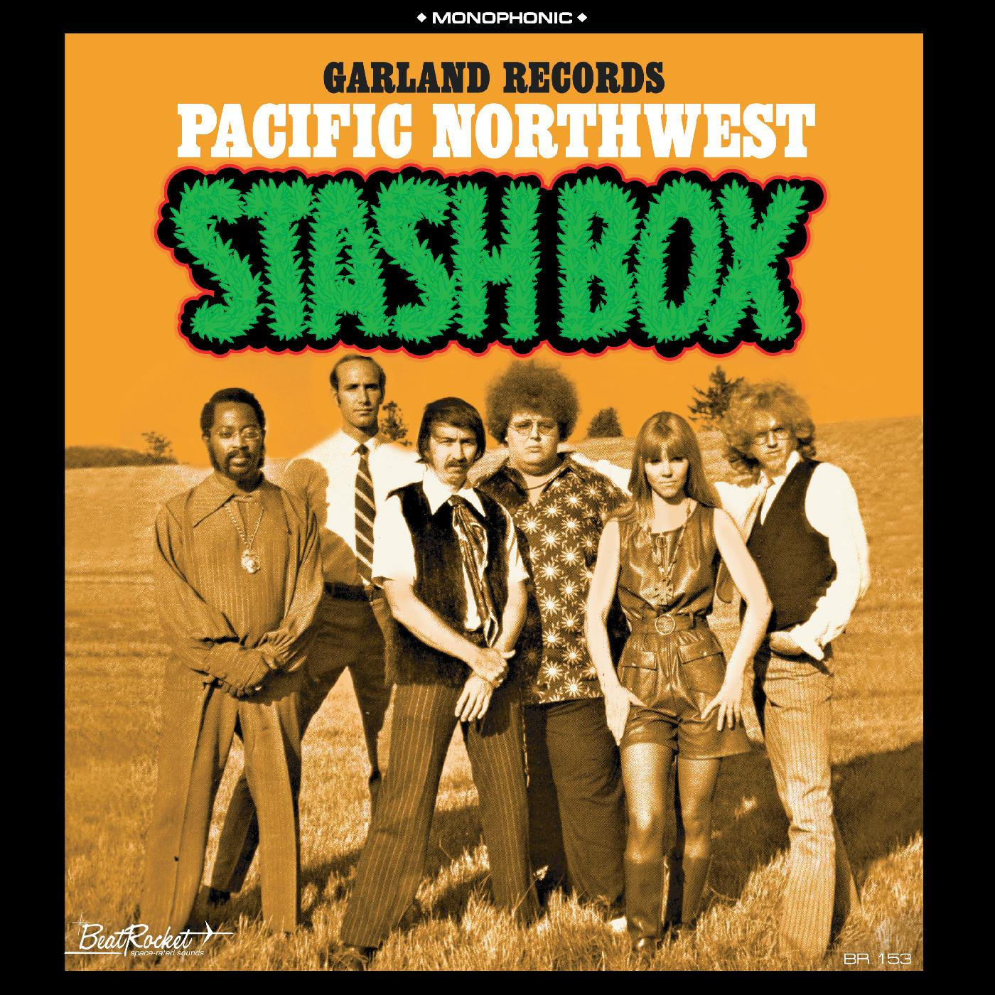 Garland Records - Pacific Northwest Snuff Box - LP