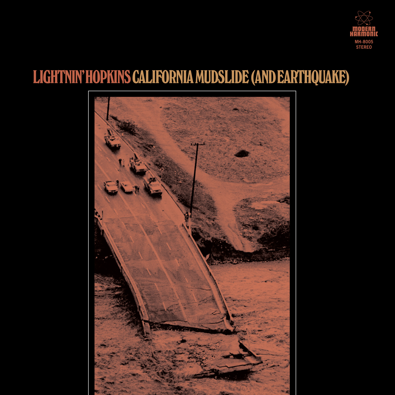 Hopkins, Lightnin - California Mudslide (And Earthquake) - LP