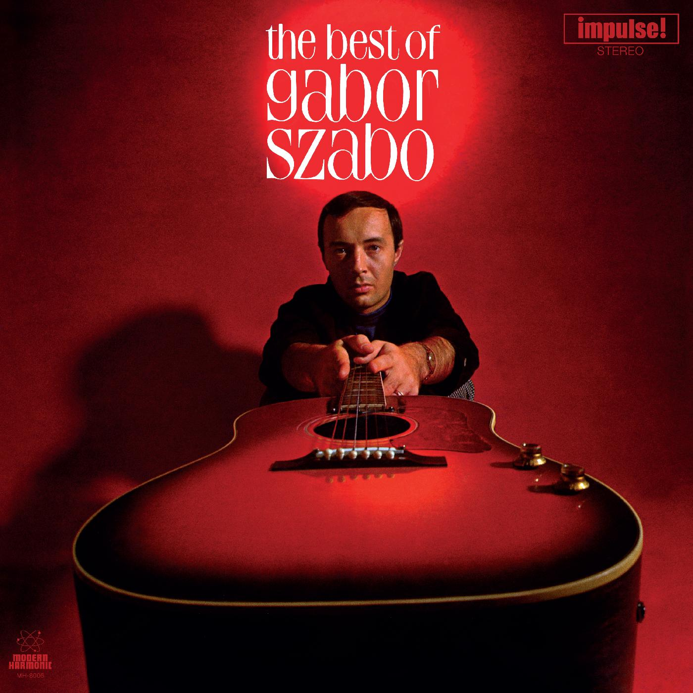 Szabo, Gabor - The Best Of Gabor Szabo - LP