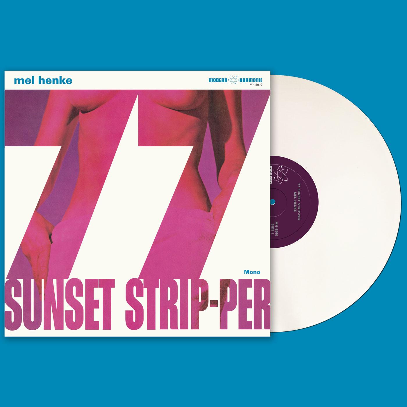 Henke, Mel - Sunset Strip-per - LP