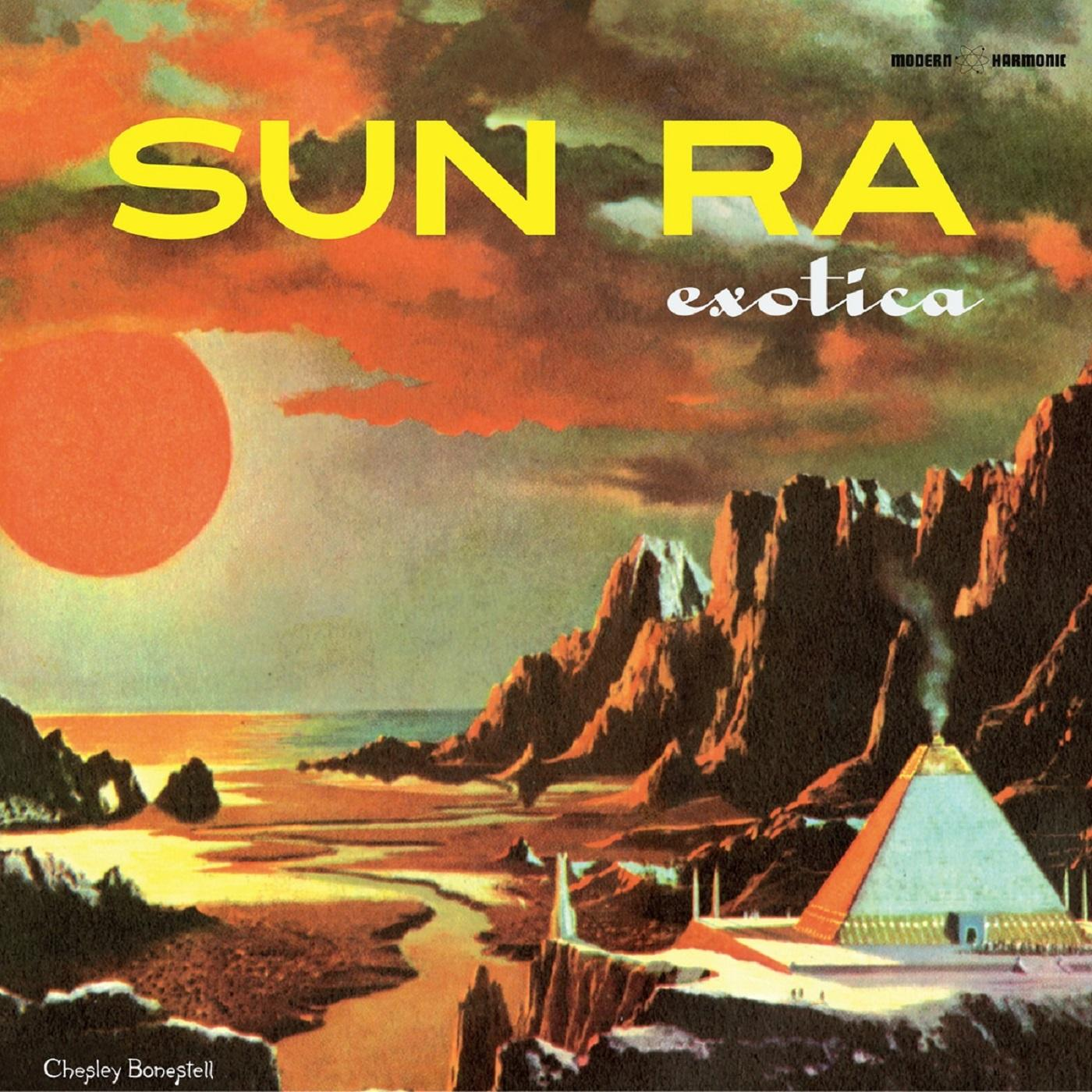 Sun Ra - Exotica - 3-LP Set