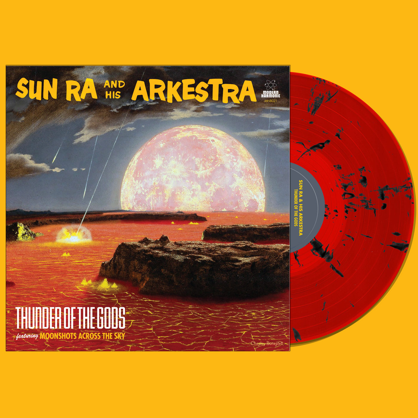 Sun Ra - Thunder Of The Gods - LP