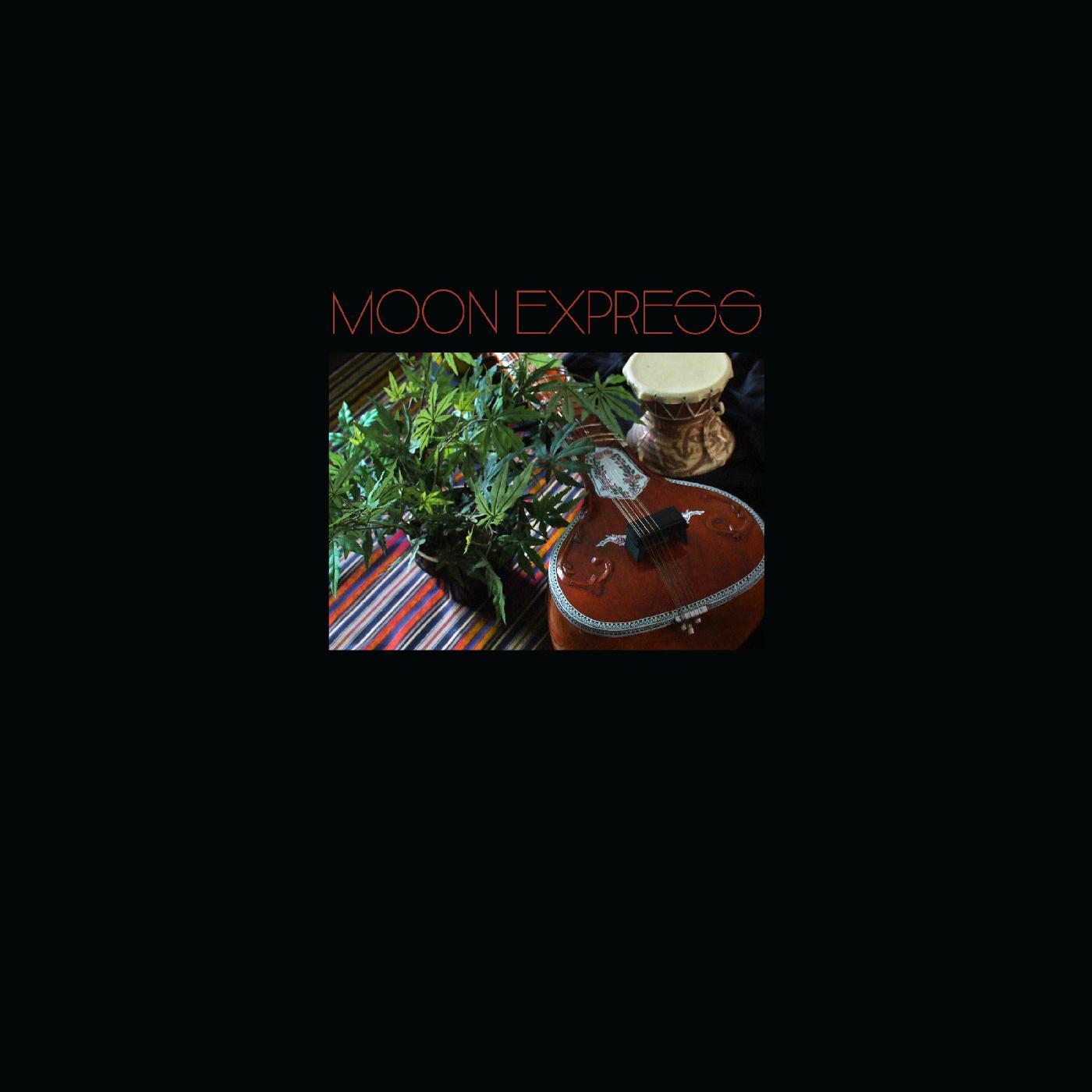 Moon Express - Prophetic Spirit - LP