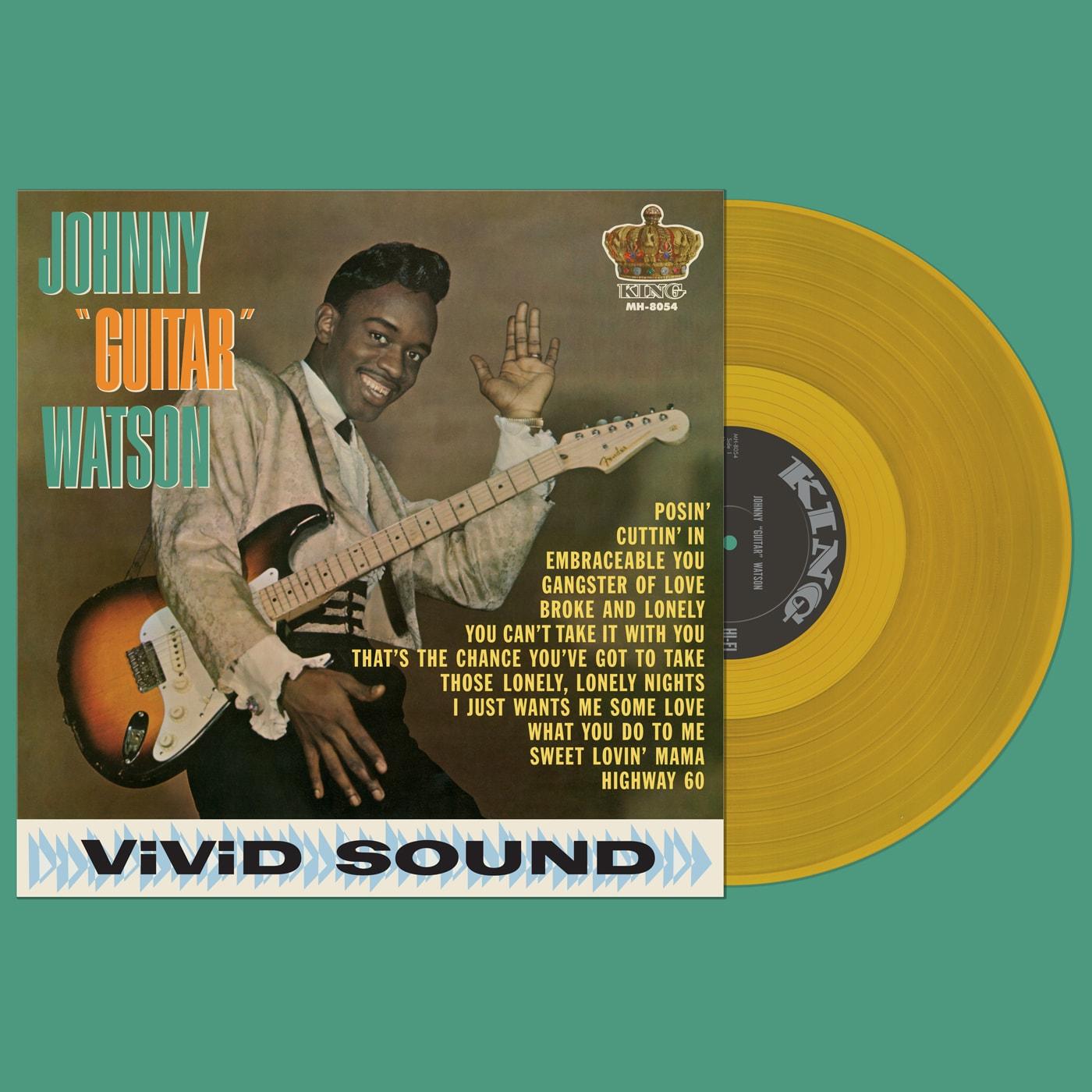 Watson, Johnny 'Guitar' - Johnny 'Guitar' Watson - LP
