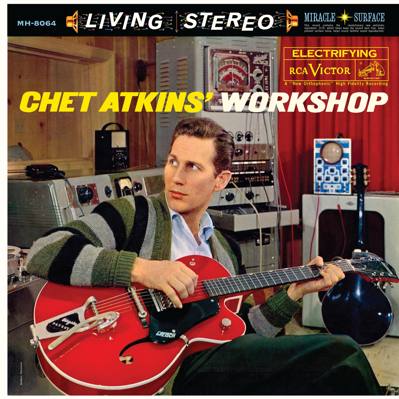Atkins, Chet - Workshop - LP