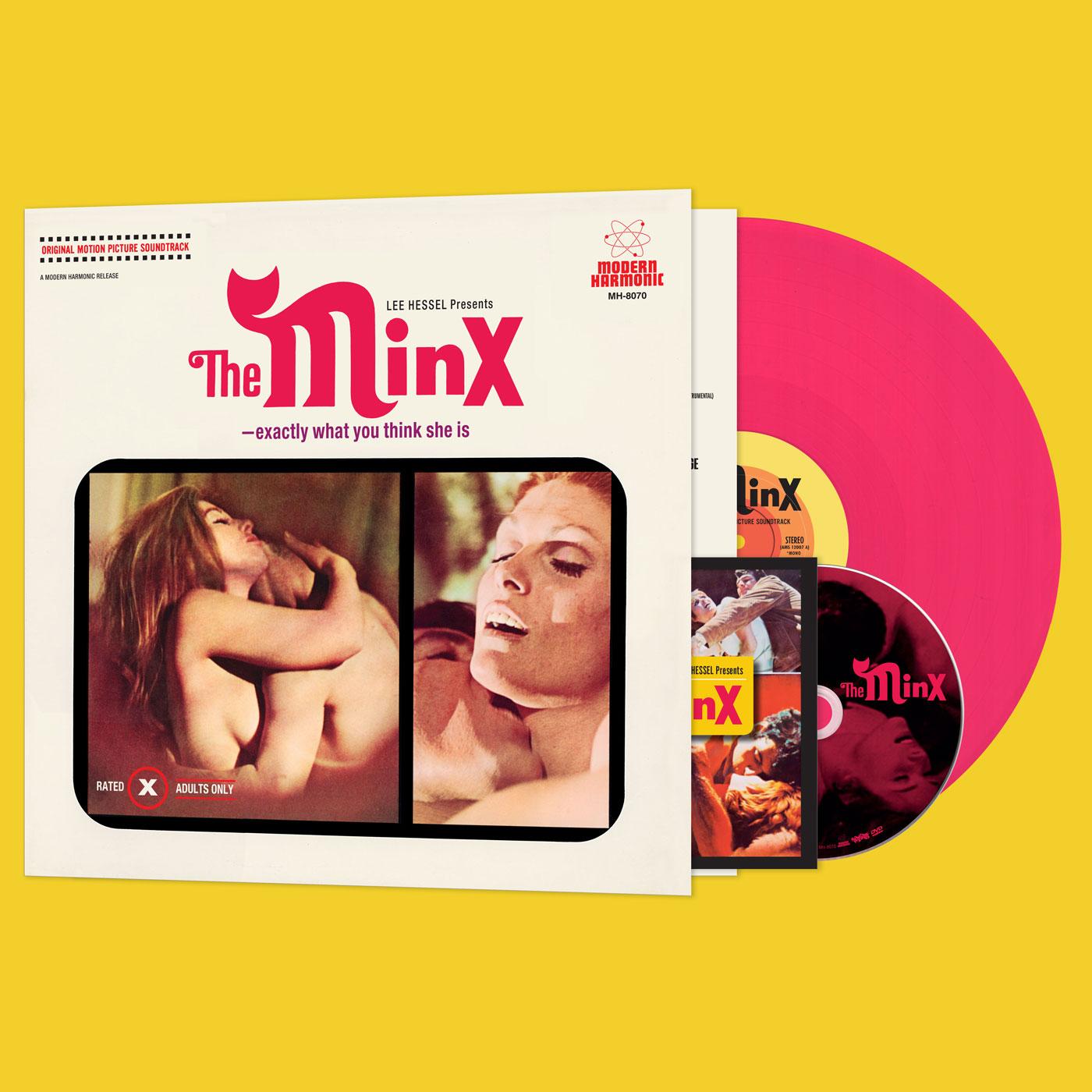 Cyrkle, The - The Minx Original Soundtrack - LP