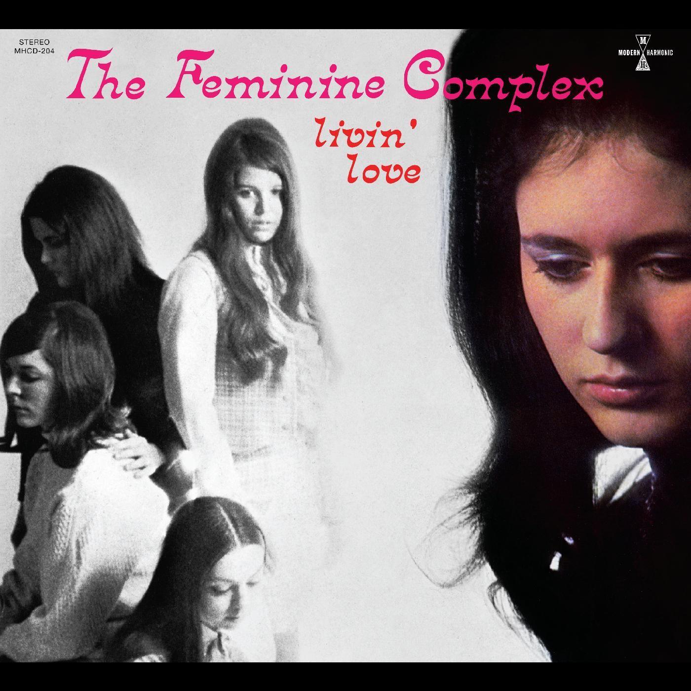 The Feminine Complex - Livin' Love - 2LP - LP-MH-8204