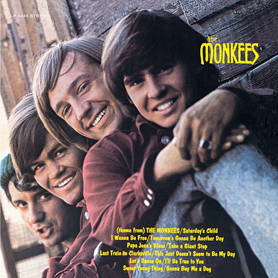 Monkees, The - The Monkees LP