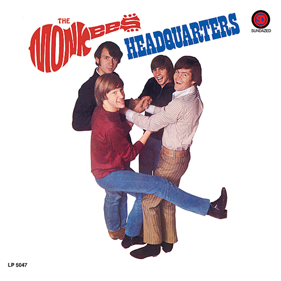 Monkees, The - Headquarters LP