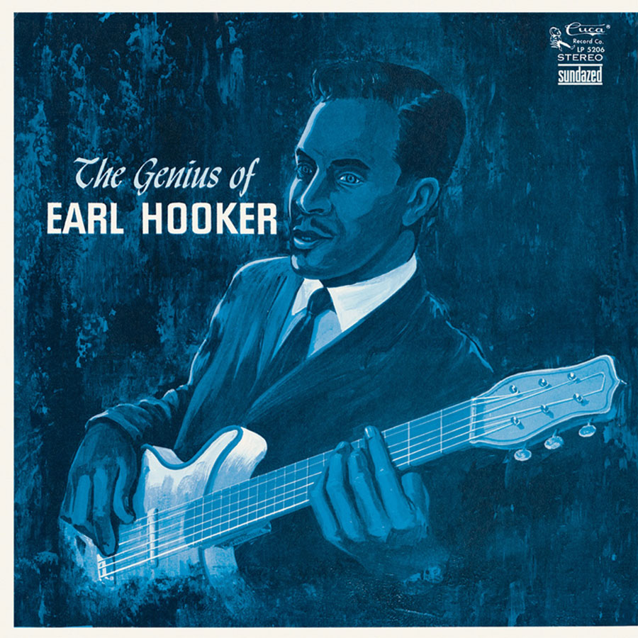 Hooker, Earl - The Genius Of Earl Hooker LP