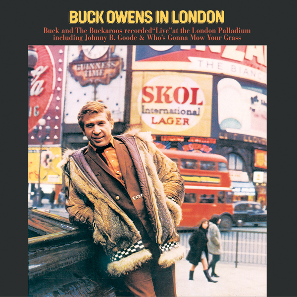 Owens, Buck and His Buckaroos - In London CD