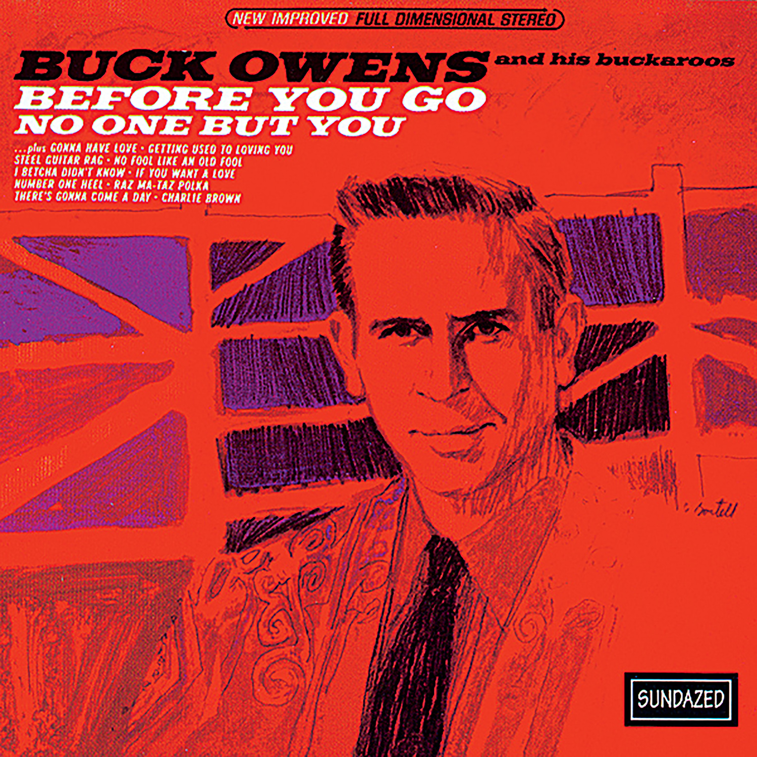 Owens, Buck and His Buckaroos - Before You Go / No One But You CD